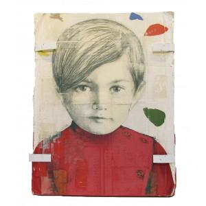 LOUIS BOUDREAULT - 1956 - Alex Calder