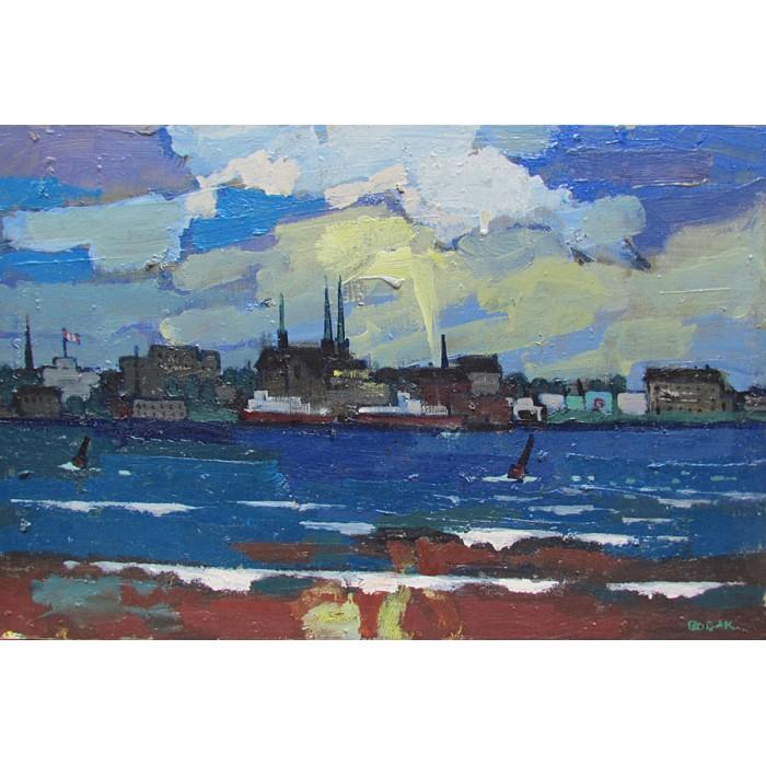 BRUNO BOBAK, RCA 1923-2012 - Charlottetown