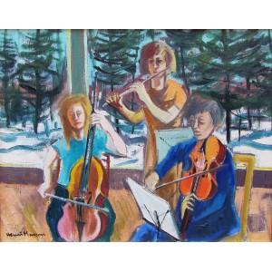 HENRI L. MASSON, RCA- Chamber Music