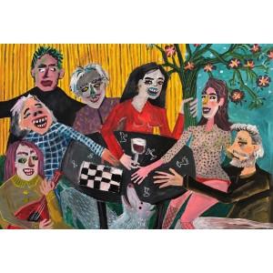 DZVINYA PODLYACHETSKA1994 - Joy of Communication